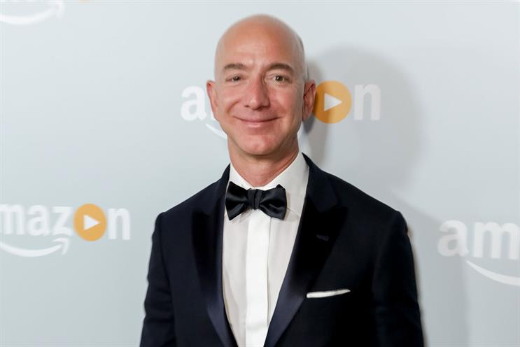 Bezos: strongest growth in AWS category