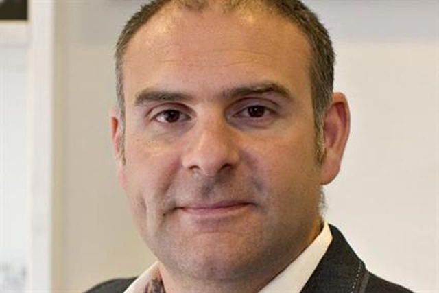 Jeff Dodds: outgoing chief marketing officer of Virgin Media