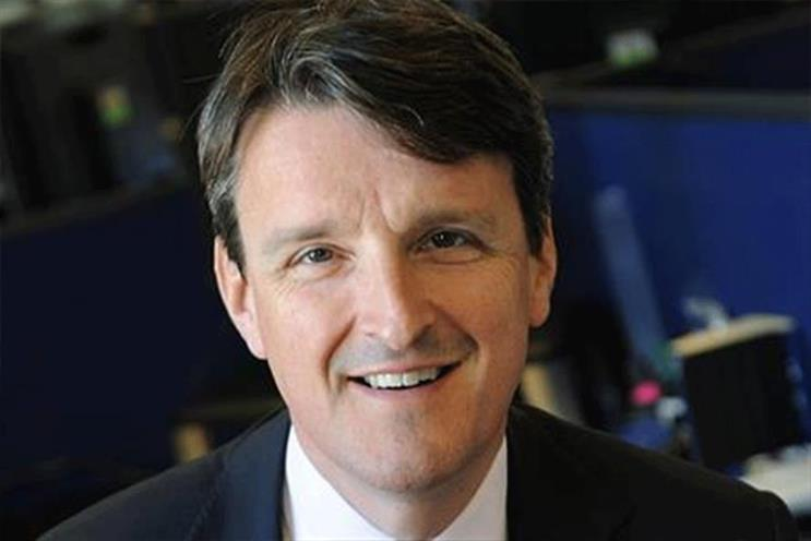 Wright: spent 25 years at Unilever