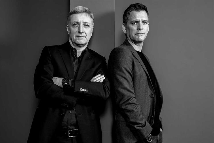 Croud: Buhlmann and Smith