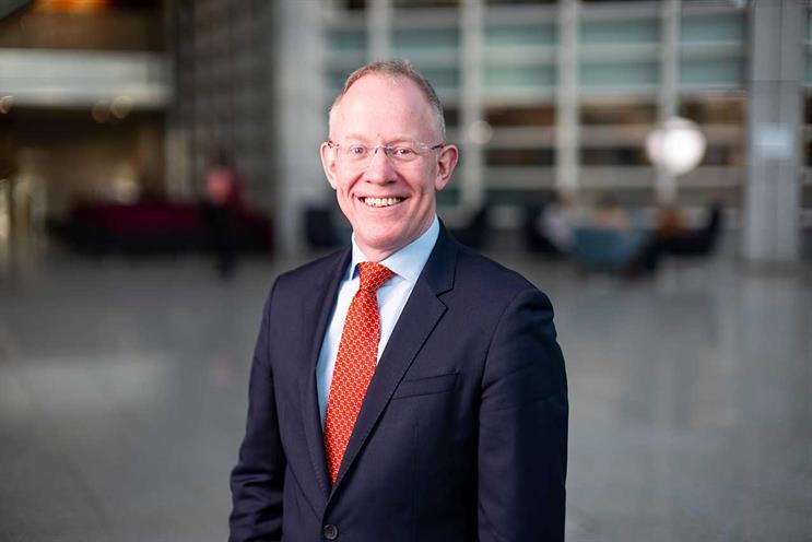 Rogers: joins WPP in 2020