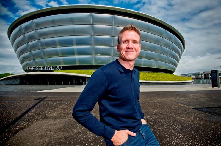 John Langford, director – live entertainment at The SSE Hydro in Glasgow