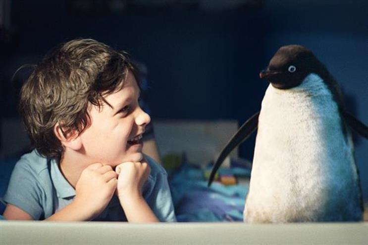 Powerful TV: John Lewis' Christmas ad