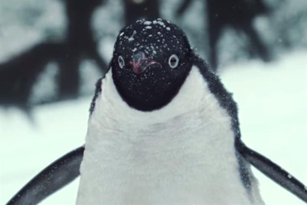 #Montythepenguin: John Lewis's ad tops Marketing's Christmas ads likability ranking