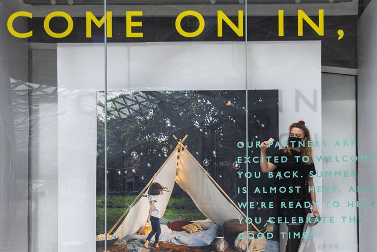 John Lewis & Partners: reopening stores next week