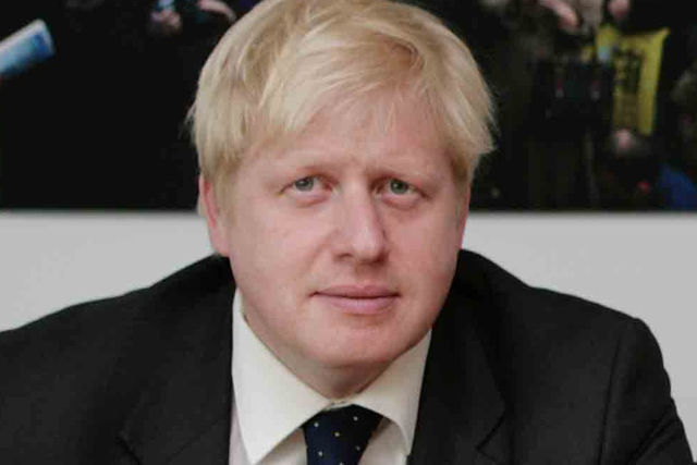 Boris Johnson: welcomes the launch of a travel incubator in London