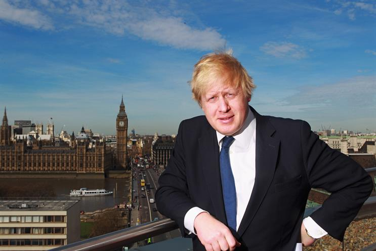 "Johnson: promises ""ultimate association"" with city for .london domain holders"