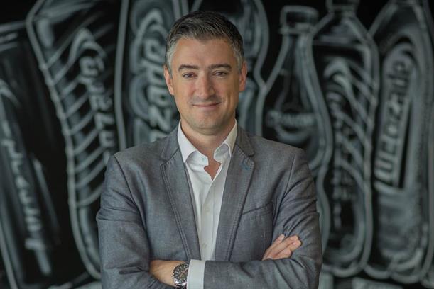 Jon Evans: Lucozade Ribena Suntory marketing director