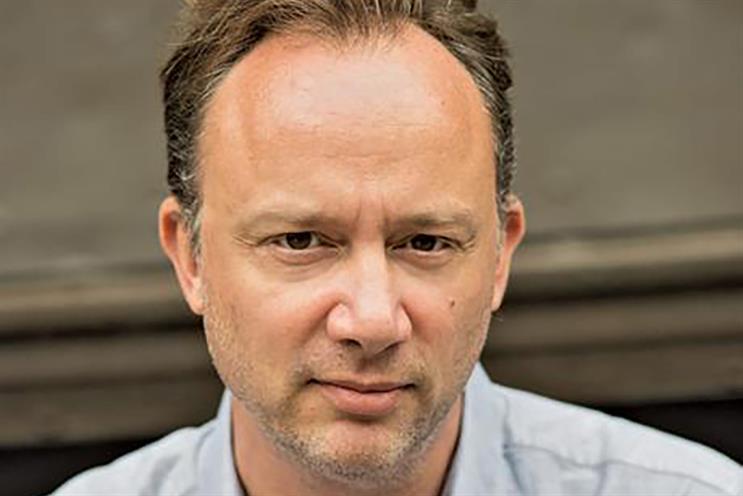 Jon Hamm: global CCO, Geometry Global