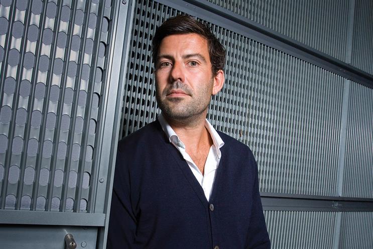Channel 4's Jonathan Allan: sales 'ahead of market'