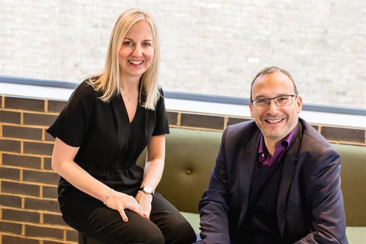 Daren Rubins and Liz Jones open media recruitment company Conker