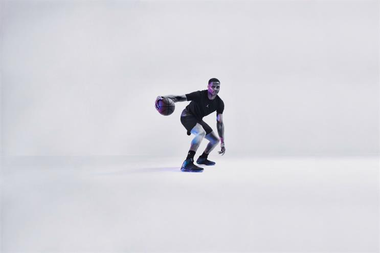 Jordan Brand opened a 'Gotta Shine' pop-up for NBA All-Star weekend