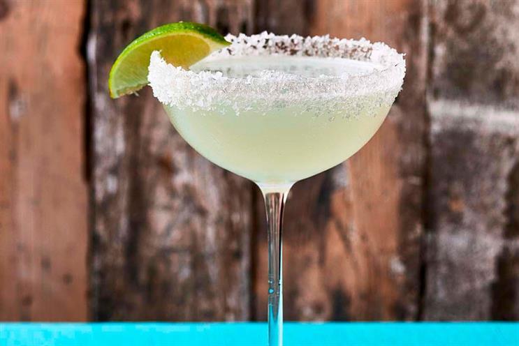 Jose Cuervo: three margarita options will be on menu