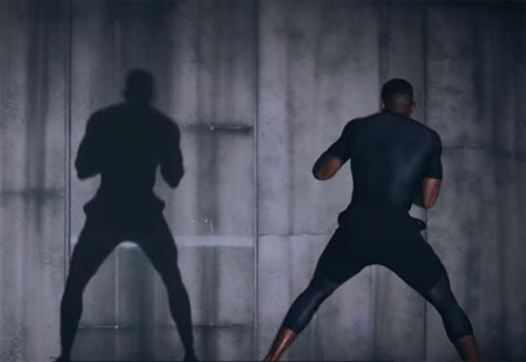 """Under Armour's """"Your greatest opponent is you"""" feat. Anthony Joshua"""