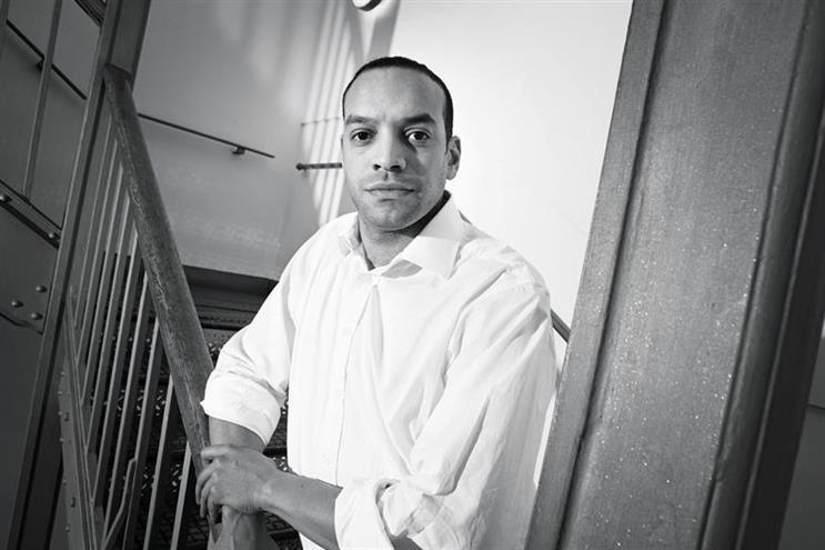 Douglas: joined VCCP in 2008