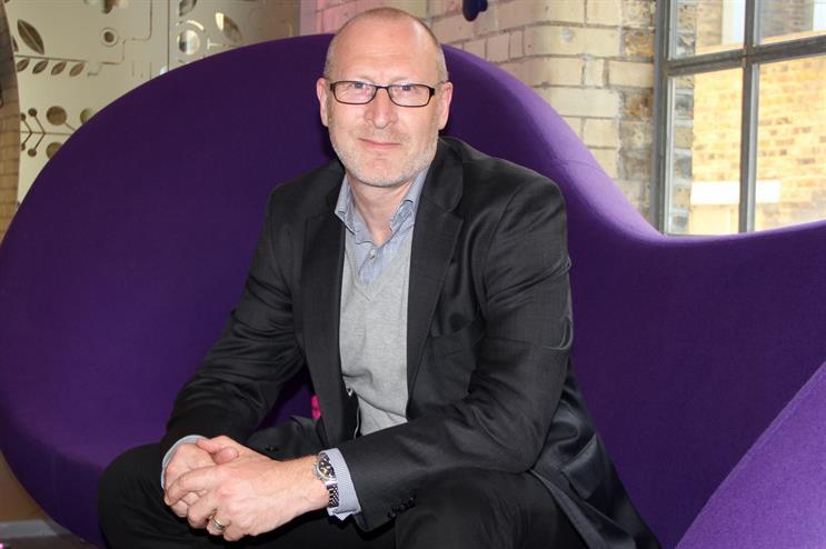 Julien Burnett: will help drive TH_NK's strategic development