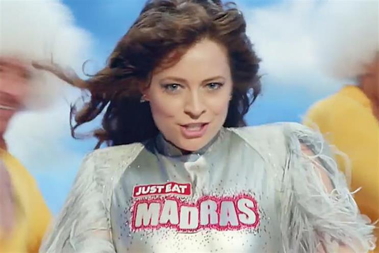 Just Eat: Red Brick Road's recent ads were music-led