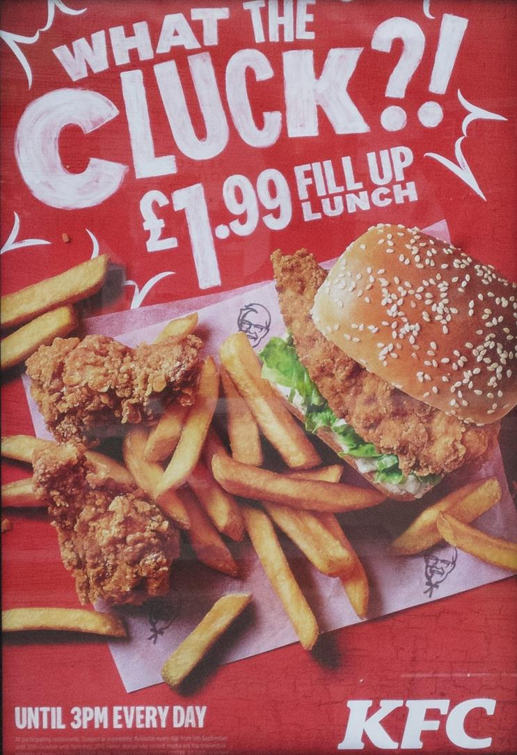 ASA: ruled that KFC ad caused offence