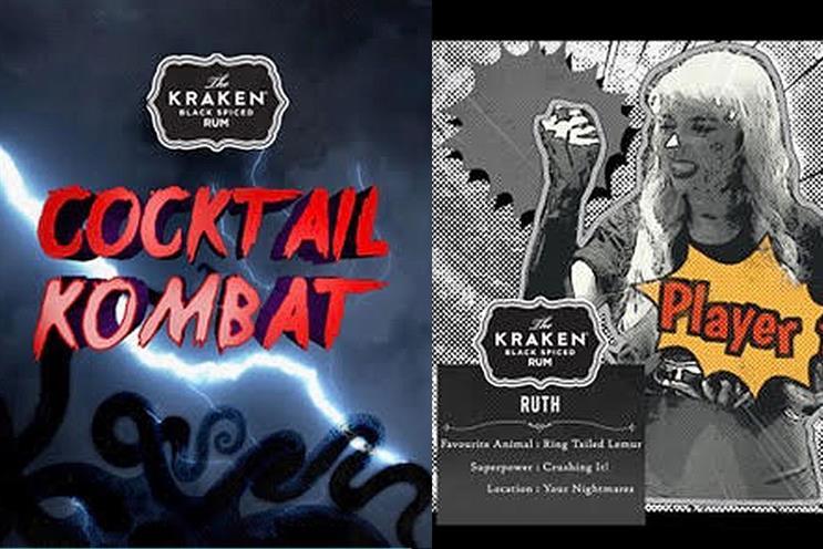 The Kraken: eight bartenders will take part in challenge