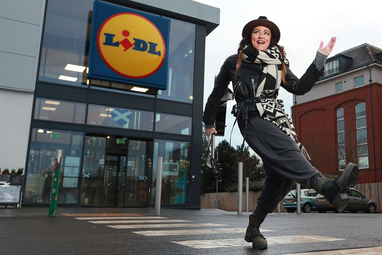 Lidl: ticket proceeds will be donated to charity