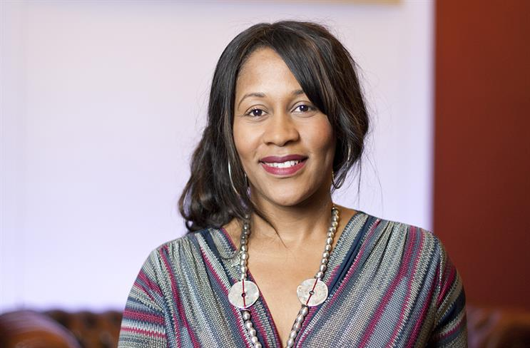 Karen Blackett: the UK chief executive of MediaCom