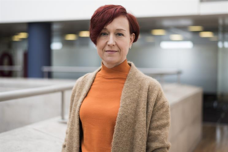 Kate Rowlinson: MediaCom's newly-appointed managing director, Worldwide Hubs