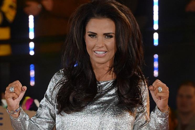 Katie Price: Celebrity Big Brother 2015 contestant