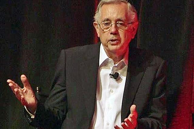 Keith Reinhard: co-founder of Omnicom and chairman emeritus of DDB Worldwide
