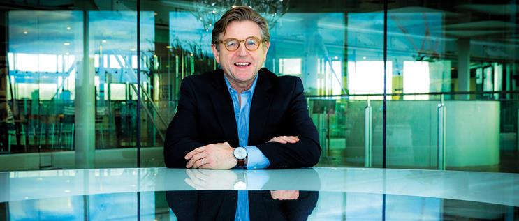 Leaning in to the 'swamp': Keith Weed explains his challenge to tech giants and agencies
