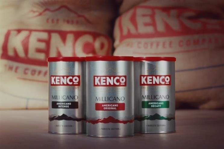 Kenco appoints Karmarama as lead creative agency