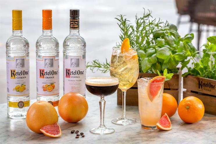 Ketel One inspires Londoners with mindful living