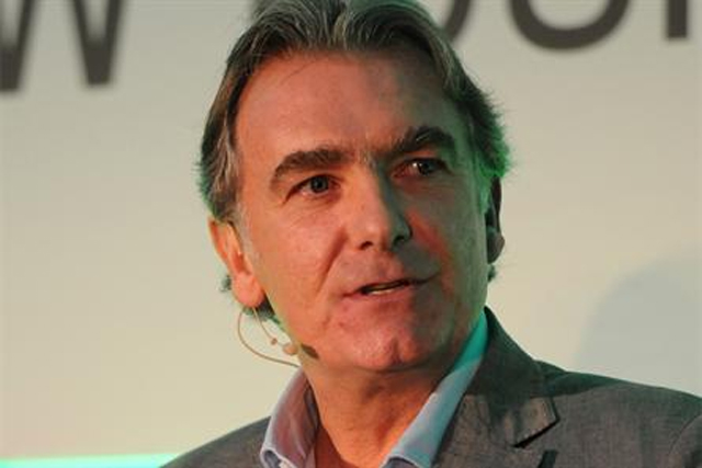 Kevin Costello: the chief executive of Haymarket Media Group
