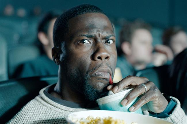 Kevin Hart: starring in Hyundai's Super Bowl ad