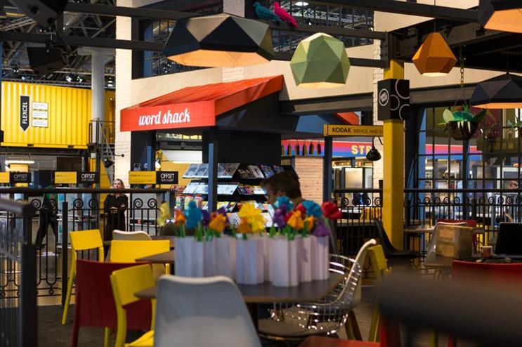 Kodak's brand experience at Drupa 2016: devised by Jack Morton