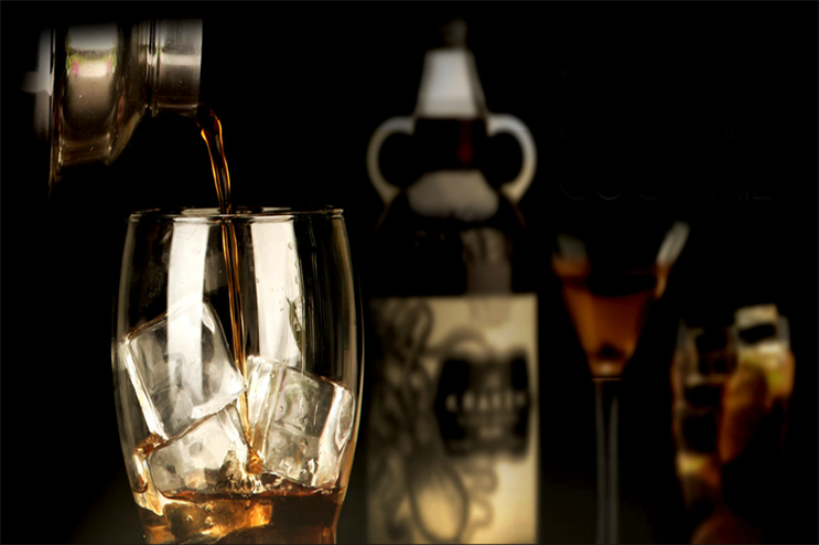 Kraken: part of Young's Pubs and Geronimo Inn's Summer of Rum event