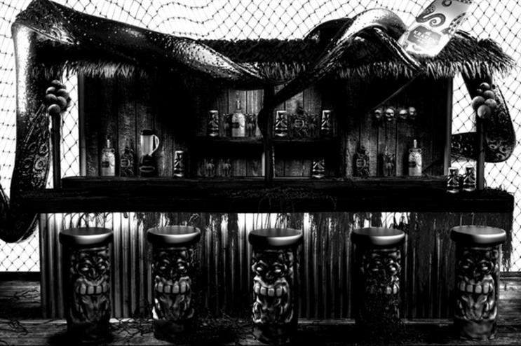 Fine The Kraken Rum To Roll Out Kraken Freaky Tiki Bar At Uk Download Free Architecture Designs Osuribritishbridgeorg