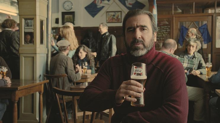 The buzz: Eric Cantona to swim Channel