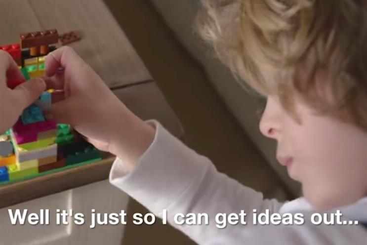 Lego's Kronkiwongi Project shows three year olds as geniuses