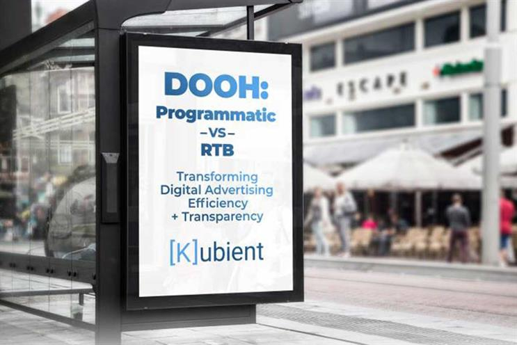 Kubient: bringing real-time bidding to digital out-of-home