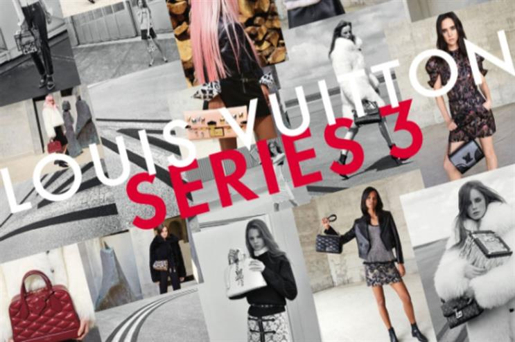 ab9cd9762b2 Louis Vuitton s Series 3 exhibition delves into the world of its creative  director
