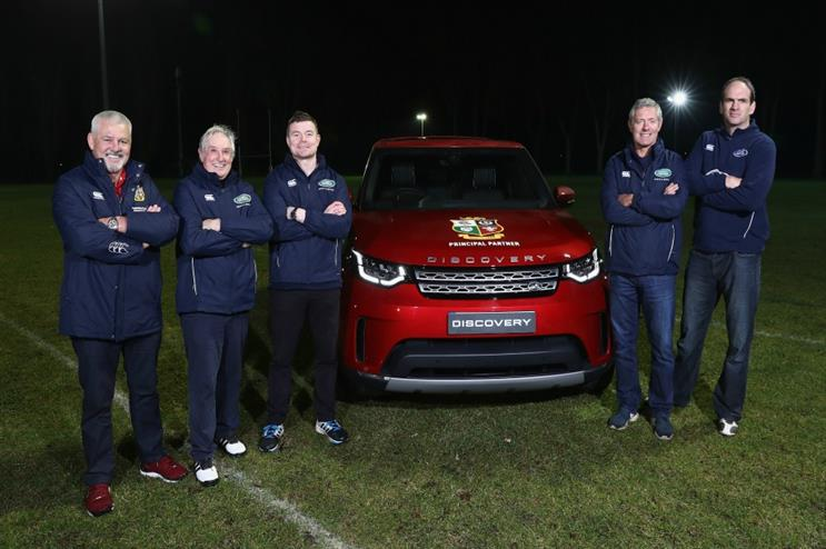 Land Rover: searching for rugby fans
