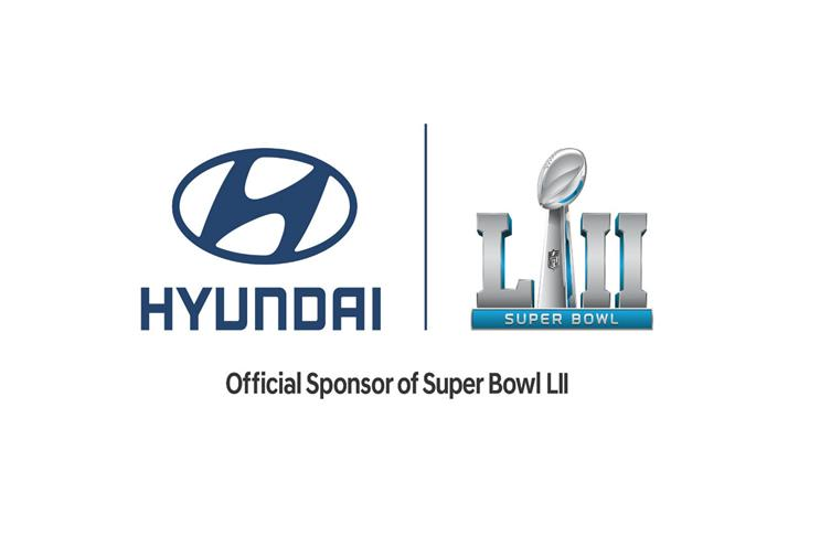 Hyundai unveils experiential activity for this year's Super Bowl
