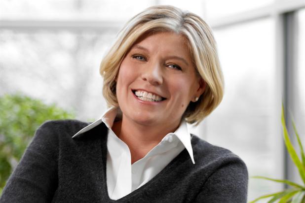 Laura Desmond: global chief executive of Starcom MediaVest Group