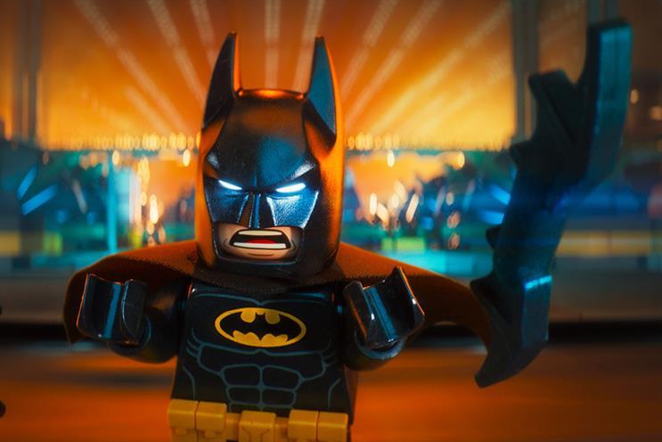 World's biggest Lego Batarang to arrive on South Bank