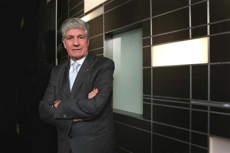 Lévy: has defended Publicis Groupe's purchase of Sapient