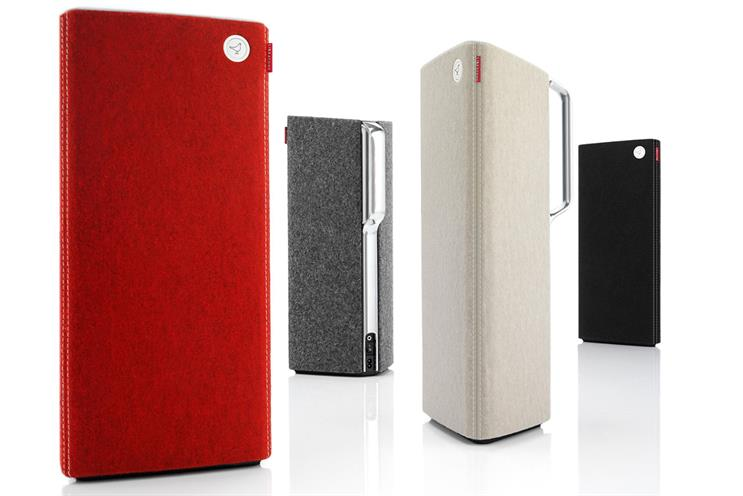 Libratone: will market a new range of speakers