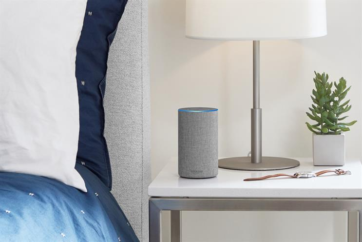 The Amazon Echo is proving a popular radio-listening device