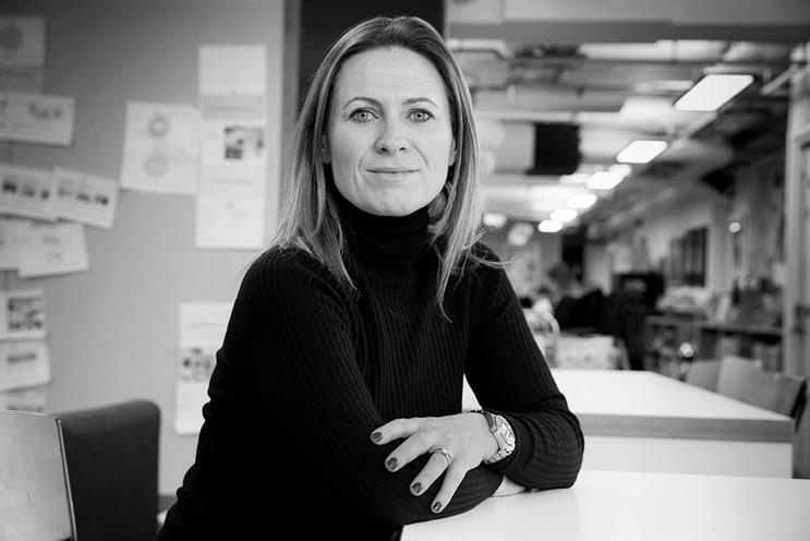 Spinks: previously worked at TBWA, St Luke's and MCBD