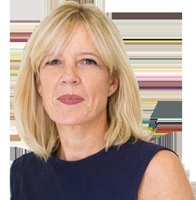 Lisa Thomas: the group chief executive of M&C Saatchi