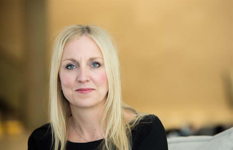Liz Jones, CEO, B2B Dentsu Aegis Network